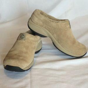 Merrell Primo Chill Slide Natural footwear EUC